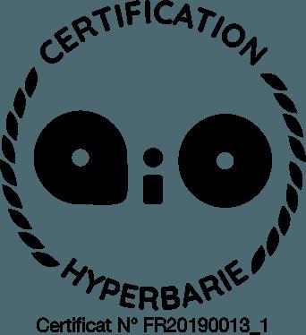 Certification Entreprise Hyperbare